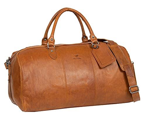 MUSTANG Catania Travel Bag Cognac