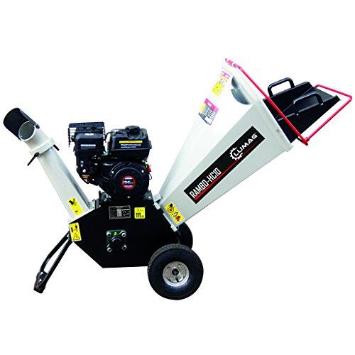 LUMAG RAMBO HC 10 PROFI Gartenhäcksler Schredder mit Benzin Motor ***NEU***