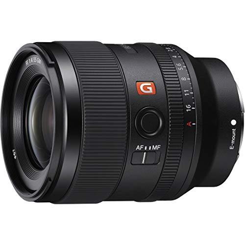 ソニー ミラーレスカメラ用単焦点レンズ Eマウント フルサイズ対応 SEL35F14GM