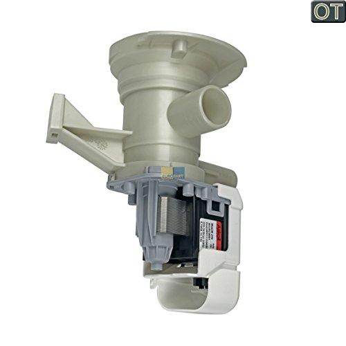 Bauknecht 480111104693 ORIGINAL Ablaufpumpe Magnetpumpe Magnettechnikpumpe Wasserpumpe Waschmaschinenpumpe Laugenpumpe Pumpe Waschmaschine auch Whirlpool Ikea Ignis Philips