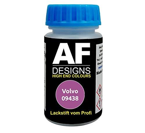 Lackstift für Volvo 09438 Signal Violett schnelltrocknend Tupflack Autolack