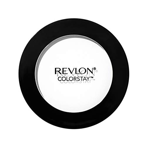 Revlon ColorStay Pressed Powder, Longwearing Oil Free, Fragrance Free, Noncomedogenic Face Makeup, Translucent (880)