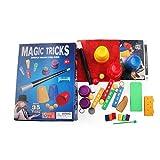 Pandiki Niños Ilusión Magic Toys Set Principiantes Hijos Adultos Trucos de Magia de Juguete Intelligence Development Kit