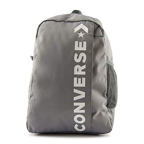 Converse Speed 2.0 Backpack 10008286-A03; Unisex backpack; 10008286-A03; grey; One size EU ( UK), ca. 30x42x12 cm