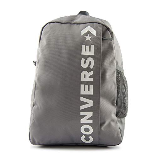 Converse Speed 2.0 10008286-A03; zaino unisex, 10008286-A03; Grigio; Taglia unica EU (UK), ca. 30 x 42 x 12 cm