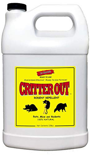 Deer Out / Mouse & Rat Repellent: Guaranteed to Work! Get...
