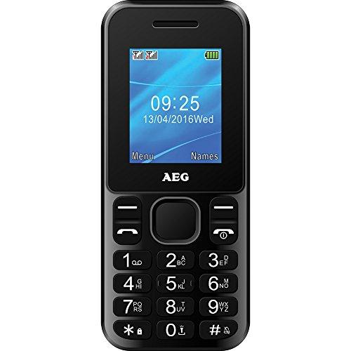 AEG M1220 - Dual SIM Handy mit 1.8