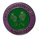 Wimbledon Championships Badge de Tennis sur Gazon