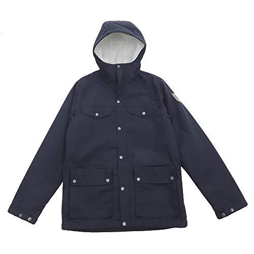 FJÄLLRÄVEN Greenland Winter Jacket M Veste de sport Homme Night Sky FR : L (Taille Fabricant : L)