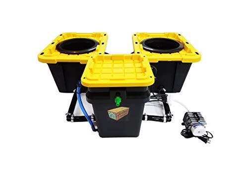 Root Box Hydroponics Grow 2 System