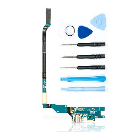 teparto USB Connector für Samsung Galaxy S4 i9505 mit Werkzeugset