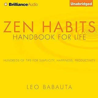 Zen Habits cover art