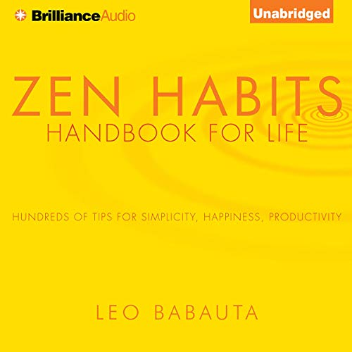 Zen Habits cover art