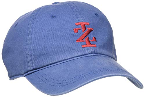 Izod Herren Basic Logo Baseball Cap, Blau (Federal Blue 411), One Size (Herstellergröße: OS)