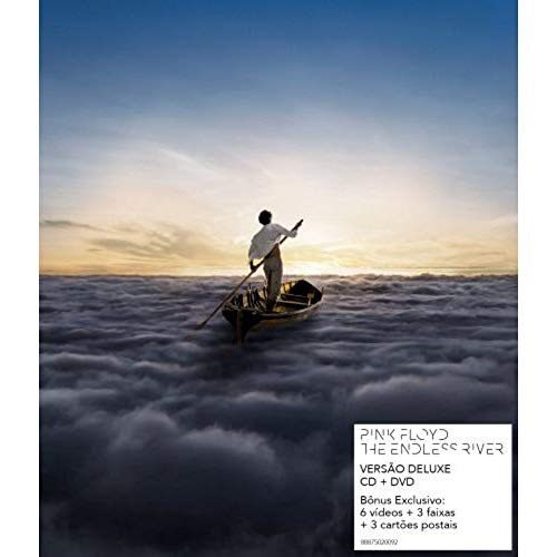 PINK FLOYD - THE ENDLESS RIV(CD+DVD)