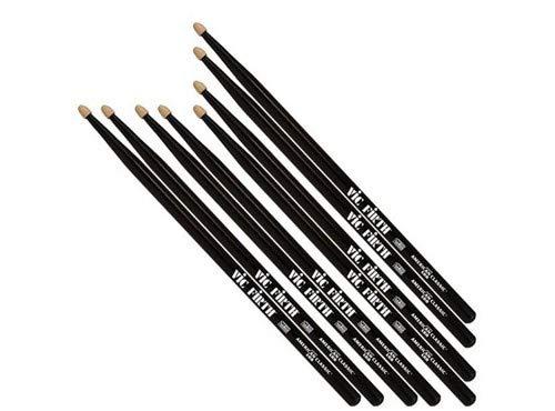 w//shock grips Aquarian Drumheads L3A-G X-10 Lites 16-inch Graphite Lite Stick
