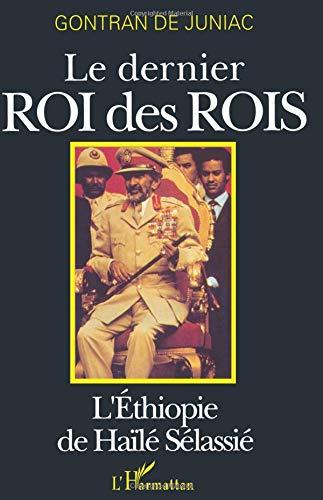 Azken erregeen erregea: Haïlé Sélassiéren Etiopia