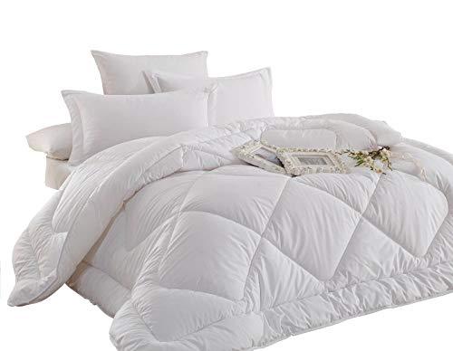 Elit Home Collection Premium BETTDECKE STEPPBETTDECKE 200 x 220 cm 100% Baumwolle 4 Jahreszeiten!