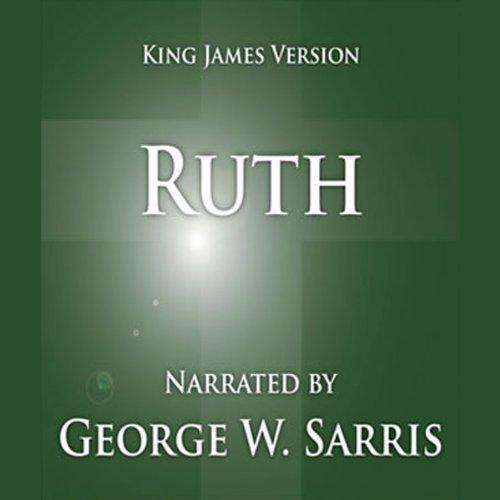 The Holy Bible - KJV: Ruth audiobook cover art