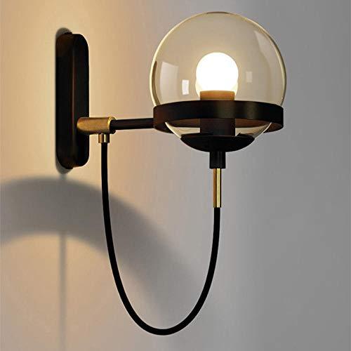 meimie00 wandlamp, metaal, retro, industrieel design, vintage-lamp