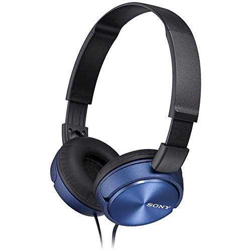 Sony MDR-ZX310 - Cuffie on-ear, Blu
