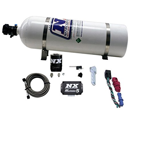 Nitrous Express NXD1000 NXd Universal Diesel Nitrous System with Progressive Controller and 15lbs. Bottle