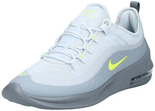 Nike Air Max Axis Mens Mens Aa2146-010, Pure Platinum/Volt-cool Grey, 9