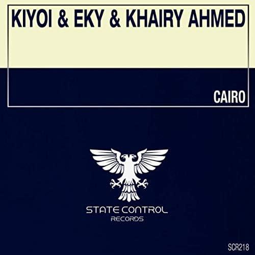 Kiyoi & Eky & Khairy Ahmed