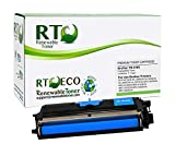 Renewable Toner Compatible Toner Cartridge Replacement for Brother TN210 TN-210C DCP-9010 MFC-9010 9120 9125 9320 9325 HL-3040 3045 3070 3075 (Cyan)