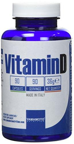 Vitamin D 25mcg integratore alimentare di Vitamina D 90 capsule