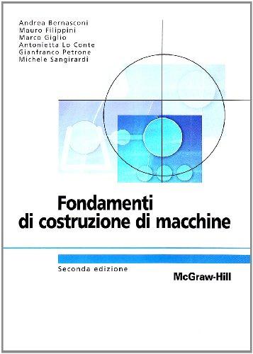 Fondamenti di costruzione di macchine