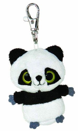 Aurora - Yoohoo and Friends Ring Ring Panda Portachiavi, Multicolore, 12549