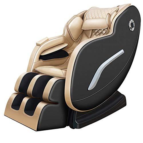 XIAOYU Massagesessel Automatische Multifunktions Sofa Spur Zero Gravity Massagesessel für Gewerbe Haushalt