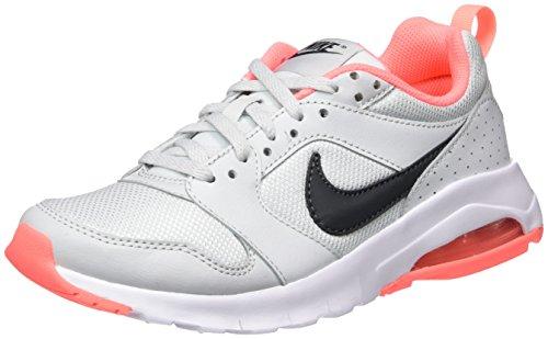Nike 869957-002, Scarpe da Ginnastica Bambina, Grigio (Pure Platinum/Anthracite/Lava Glow), 35.5 EU