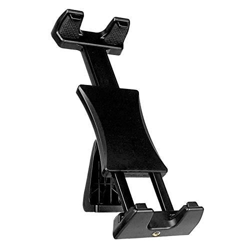 KESOTO Abrazadera Robusta Universal para Trípode de Teléfono para Tableta para iPad Air/Mini/Pro de 5.5'-13.5'