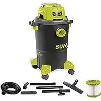 Sun Joe SWD5000 5-Gallon 1200-Watt 7 Peak HP Wet/Dry Shop Vacuum