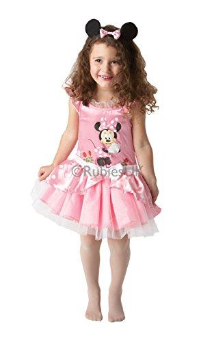 Déguisement de Minnie Mouse pour Enfants - Rose - 98 cm - par Rubie's