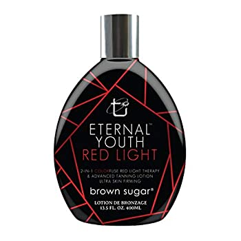 Brown Sugar Eternal Youth Red Light Advanced Tanning Lotion - 13.5 oz.