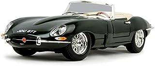 1961 Jaguar E Type Cabriolet 118 Green