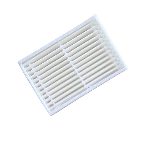 Tonsee 1X Filters For My Genius X750 X990 Proscenic Buzzer P2 P3 Vacuum Cleaner Parts (Weiß)