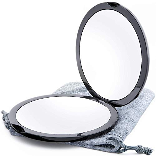 Mavoro Magnifying Compact Mirror With 10X Magnification