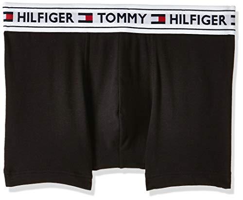 Tommy Hilfiger Herren Unterwäsche Boxershort Trunk Gr. L Schwarz UM0UM00515-990