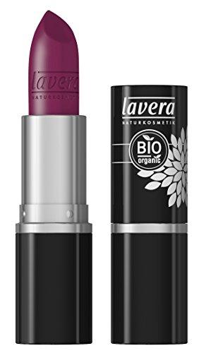 lavera rouge à lèvres - Beautiful Lips Colour Intense - Purple Star 33 - rouge à lèvres classique - Cosmétiques naturels - Make up - Ingrédients végétaux bio - 100% Naturel Maquillage (4,5 g)