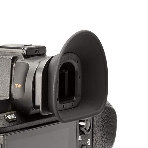 Hoodman HEYESF HoodEYE Camera Eyecup Eye Cup Viewfinder Eye Piece for Sony Mirrorless A7 & A9 Series