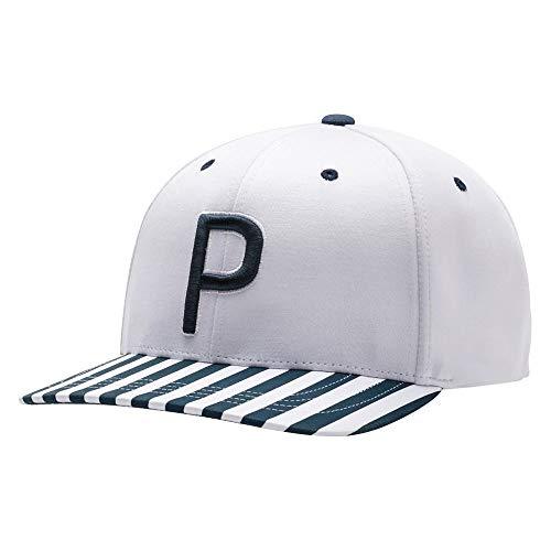 PUMA Golf- Pars P 110 Cap White