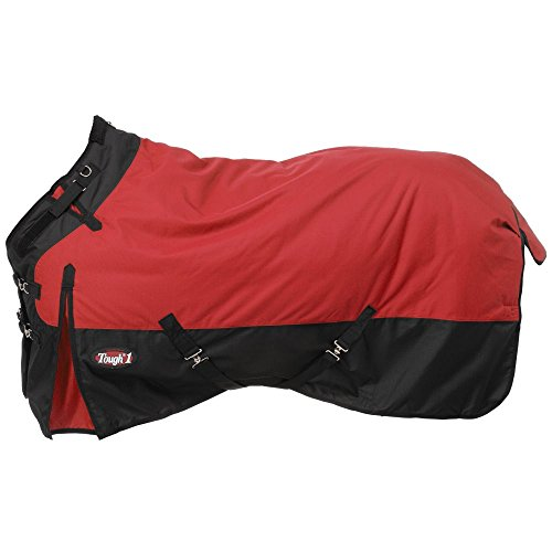 Tough-1 1200D Snuggit Turnout 200g 69In Red