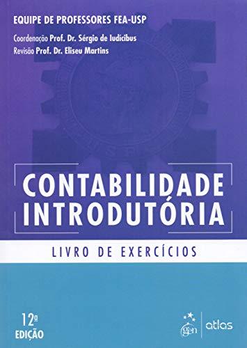 Contabilidade Introdutória - Livro de Exercícios
