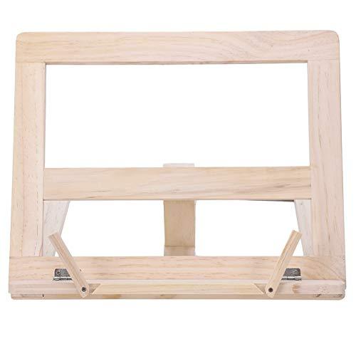 lettura stand Staffa di lettura telaio in legno - Libro Reading Bracket Tablet Pc supporto Music Stand