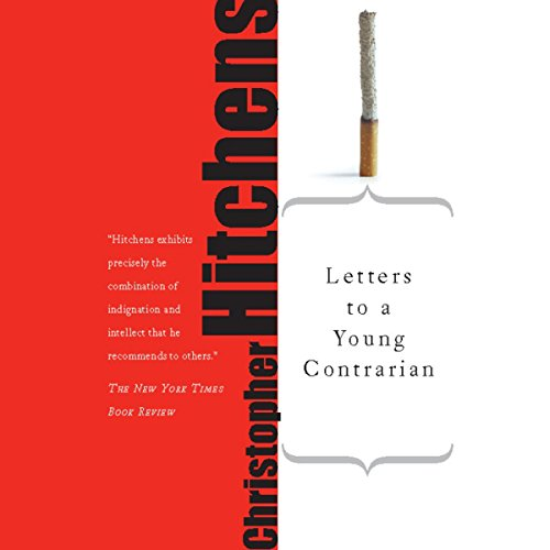 Letters to a Young Contrarian audiobook cover art
