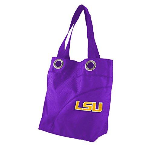 Littlearth NCAA LSU Tigers Color Sheen Tragetasche, Damen, NCAA, violett, 20' x 6' x 13'